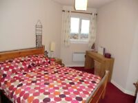 This unfurnished recently refurbished two bedroom property has good bus links.
