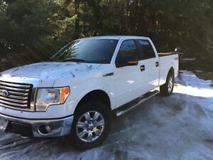 2011 Ford F-150 SuperCrew XLT Pickup Truck