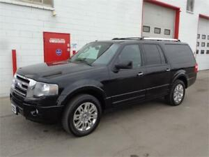 2012 Ford Expedition Max Limited ~ 8 seater ~149,000km ~ $24,900