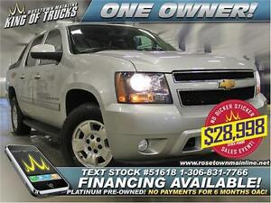 2012 Chevrolet Avalanche 1500 LT One Owner | Leather