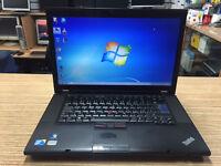 Lenovo Thinkpad T510 Core i5 2.40GHz 4GB Ram 320GB Windows 7 Pro 64 Bit