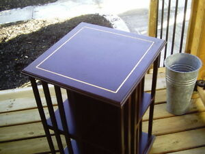 4 sided bookcase table London Ontario image 2