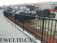 Commercial/Industrial Metal Fabrications