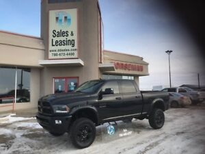 2015 Dodge Ram 3500 LARAMIE Blackout/Diesel/LIFTED $59987