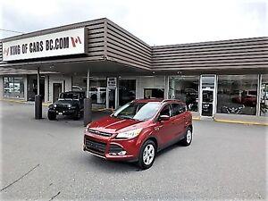 2015 Ford Escape 2.0L ECO-BOOST