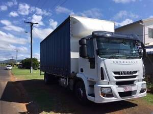 Be your own boss - Fred's Parcel Transport Innisfail Cassowary Coast Preview