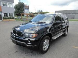 2006 BMW X5 3.0L (Toit Pano, Mags, Air)