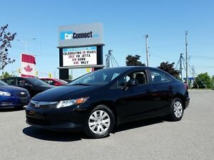 2012 Honda Civic ONLY $19 DOWN $42/WKLY!!