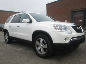 2011 GMC Acadia SLT LEATHER SUNROOF DVD!