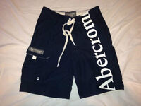 Used Abercrombie&Fitch Swimming Shorts for Men Small