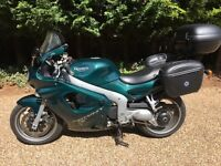 Triumph Sprint ST Motorcycle 955i - Very low mileage and in excellent condition