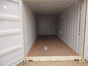 8'*20' Storage Containers start at $99.50/ mth.(Outdoor Containe