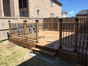 GENERAL CONTRACTOR - DECKS AND MUCH MORE!