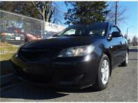 2006 MAZDA3 **AUTO**LOW MILEAGE**RIMS & MORE! NO ACCIDENTS!