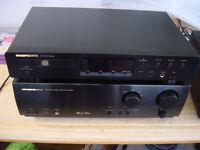 Top 5 Stars Awards Marantz Amplifier 66SE and Cd 5400 Must be heard