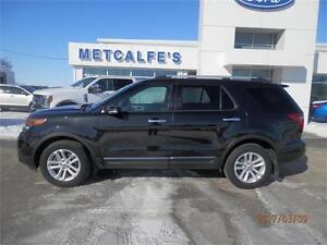 2015 Ford Explorer XLT-LOADED