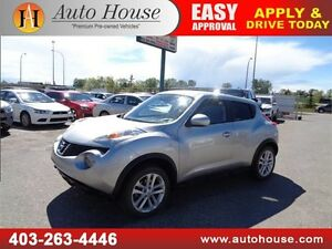 2012 NISSAN JUKE SV AWD LOW KM