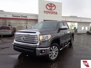 2014 Toyota Tundra Limited 5.7L CrewMax 4WD NAVIGATION LEATHER