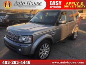 2012 LAND ROVER LR4 HSE LUX 7 PASS NAVI BACKUP CAM 2 DVD SCREENS