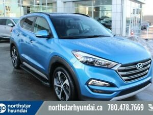 2017 Hyundai Tucson LIMITED/NAV/PANOROOF/TURBO/LEATHER