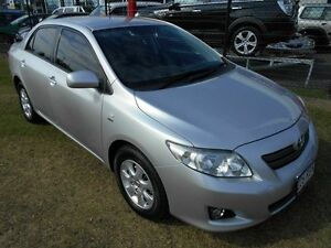2008 Toyota Corolla ZRE152R Ascent Silver 4 Speed Automatic Sedan Kippa-ring Redcliffe Area Preview