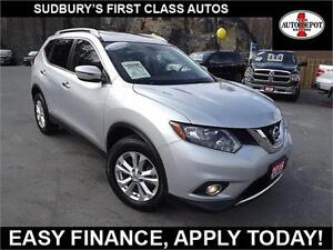 2016 Nissan Rogue AWD!! PANORAMIC!! HEATED SEATS!! BACKUP CAM!!