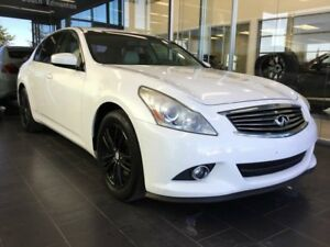 2012 Infiniti G37 Sedan X, HEATED SEATS, SUNROOF