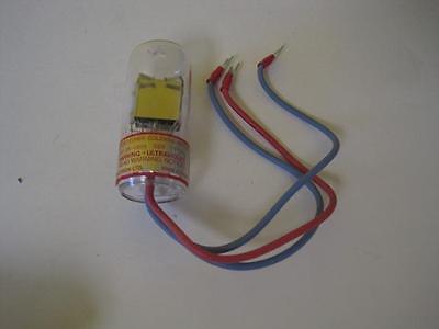 Perkin Elmer Coleman 55-0505 Deuterium Lamp Bulb Cathodeon Ltd Ultraviolet Uv