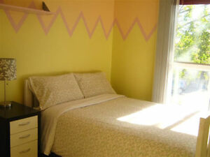 Cozy rooms in NE short-term/long-term rental_steps to LRT