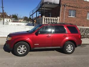 2008 mazda tribute- AUTOMATIC- 126 000km- 4 CYL- 2X4-*** 4800$