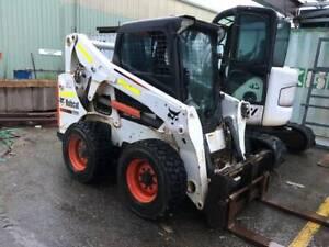 Bobcat S650 skid steer loader Kenwick Gosnells Area Preview