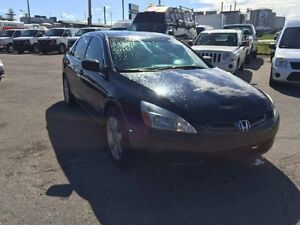 2003 Honda Accord TOUT EQUIPE  DEMMERURRE A DISTANCE Sedan