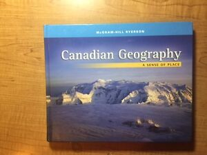 Canadian Geography, McGRAW-HILL RYERSON