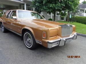 Belle voiture d'époque