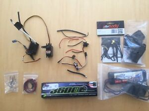 RC electronics/scale accessories