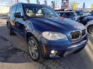 2012 BMW X5, M PKG, SPORT PKG, 4x4, CAM, NAV, CUIR, TOIT, 3.0L