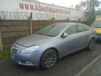 breaking for spares vauxhall insignia 2010 2.0 cdti