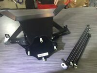 Support pour Pneu Spare Polaris RZR 1000