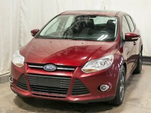 2013 Ford Focus SE Hatchback w/ Navigation, Leather, Winter Tire