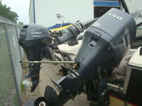 2014 Yamaha Outboards. 150 HP and 9.9 HP