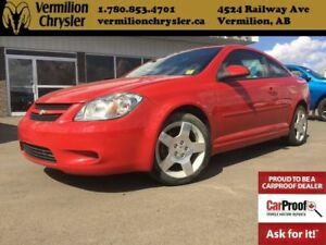 2010 Chevrolet Cobalt LT, ONLY 80,000KM! Sunroof, Manual Trans