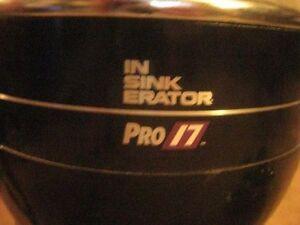 PRO 17 Insinkerator garburator