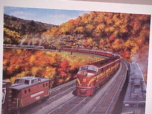 Railroad Art, Danneman,