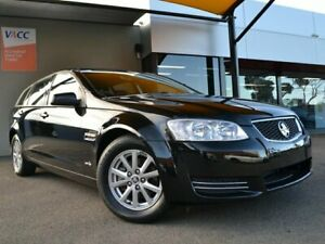 2013 Holden Commodore VE II MY12.5 Omega Sportwagon Black 6 Speed Sports Automatic Wagon Fawkner Moreland Area Preview
