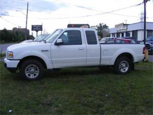 2010 Ford Ranger XL, Extended Cab.