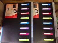Assorted Folders
