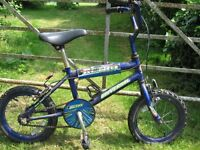 BMX Style Boys Bike for 3-5 yr old