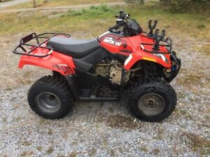 2012 Arctic Cat 300 Utility ATV