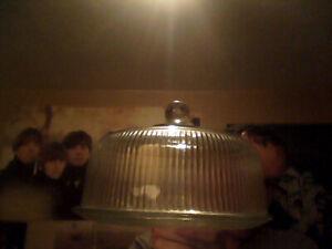 Glass Cake/Pie Holder