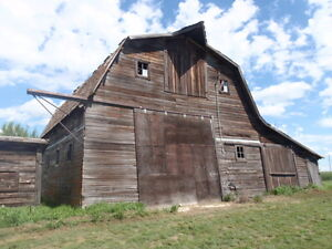 Naturally Aged Barnwood from Barn Built in 1917